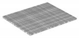 Industrie-Gitterrost 1000x1200 mm 30/30 mm 30/3 mm