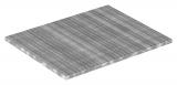 Industrie-Gitterrost 800x1000 mm 30/10 mm 30/2 mm