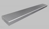 Gitterroststufe XXL 1600x270 mm 30/10 mm