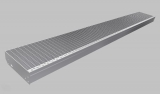 Gitterroststufe XXL 1700x270 mm 30/10 mm