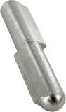 Anschweißband V2A 150 mm mit festem Stift