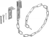 1 Paar Sicherheitsketten für Gitterroste mit MW 30/10 mm