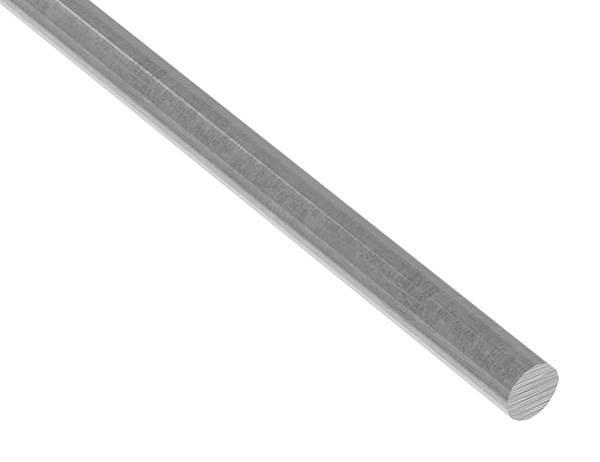 Rundeisen | Material: Ø 12 mm | Länge: 3000 mm | Stahl (Roh) S235JR