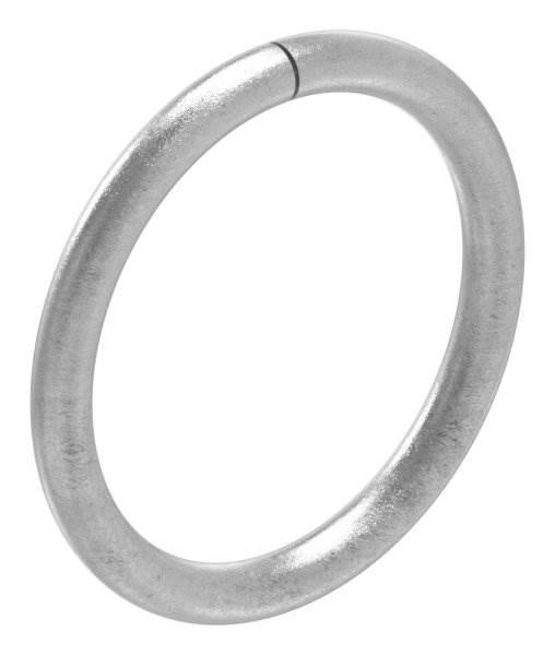 Ring | Material: 12 mm | Außen-Ø 120 mm | Stahl S235JR, roh
