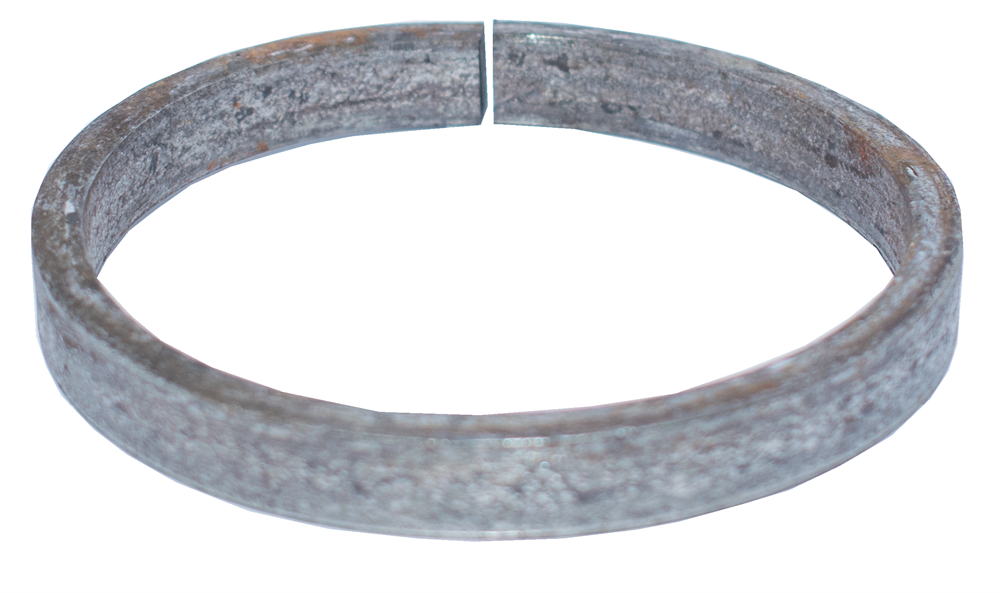 Ring | Material: 12x6 mm | Außen-Ø 100 mm | Stahl S235JR, roh