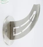 V2A Handlaufschwert zum Anschweißen für Ø 42,4 mm