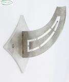 Handlaufschwert V2A zum Anschweißen für Ø 42,4 mm