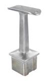V2A Handlaufhalter für Vierkantrohr 40 x 40 x 2,0 mm
