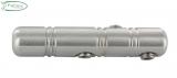 Gewindeterminal V2A mit Innengewinde M5 für Seil Ø 4 mm