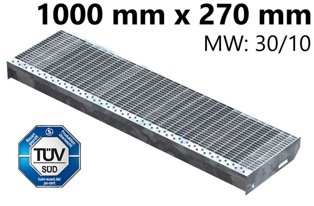 Schwalbenlaschen Gitterrostoberteil 10 Stück für MW 30//30