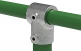 Rohrverbinder 101C42 - T-Stück kurz