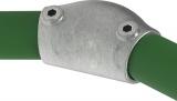 Rohrverbinder 124C42 - Bogen variabel 15-60°