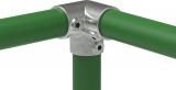 Rohrverbinder 128D48 - Dreiweg-Eckstück 90°