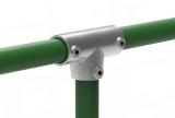 Rohrverbinder 155D48 - T-Stück lang verstellbar 0-11°