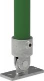Rohrverbinder 169E60 - Gelenkfuß