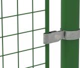 Rohrverbinder 170A27 - Gitterhalter einfach
