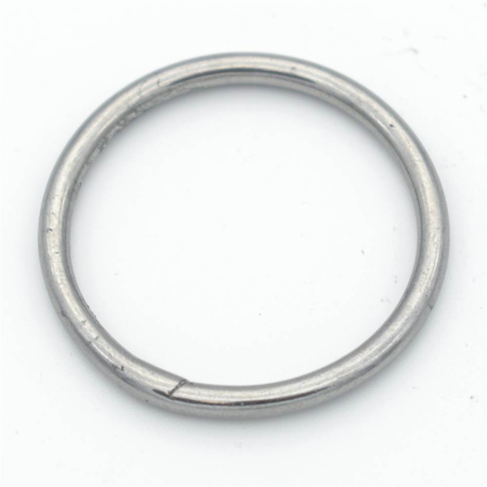 Edelstahlring   Innendurchmesser: 15 mm - 70 mm   V4A