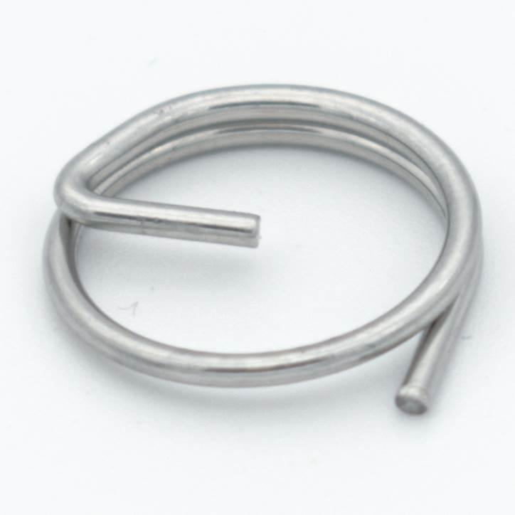 Ringsplint   Steckbolzen: 4 mm - 14 mm   V4A