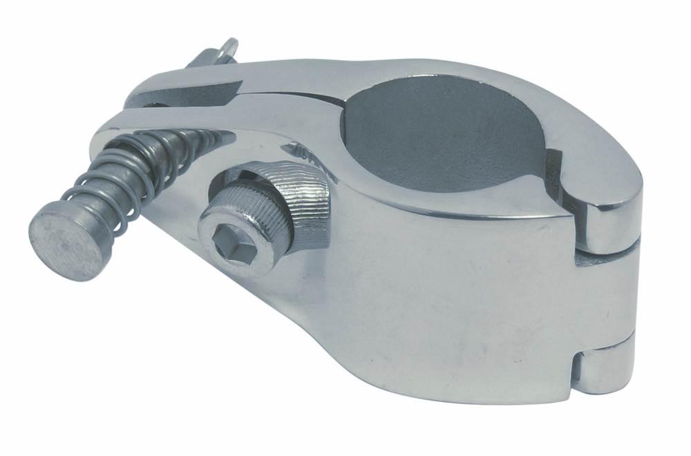 Rohr | mittelstück | 2-tlg. | Länge: 68 mm - 74 mm | V4A