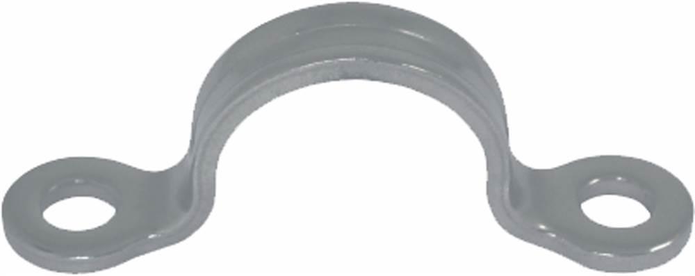 Fenderöse   flach   Höhe: 13 mm - 21 mm   V4A