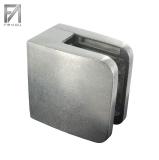 Glasklemme Zinkdruckguss 52x52x32,5 mm Modell 31 (Flach)