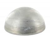Halbhohlkugel Ø 48,3x2,0 mm V2A ungeschliffen