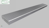 XXL Gitterroststufe 2400 x 350 mm 30/10
