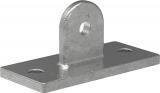 Rohrverbinder 169M - Gelenkfußplatte