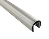 V2A Nutrohr 42,4 x 1,5 mm á 3 m