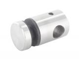 Querstab-Glashalter V2A für Rundstäbe Ø 12 mm