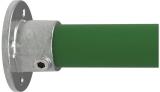 Rohrverbinder 131T21 - Wandbefestigung rund