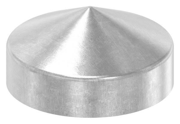 Abdeckkappe | für Rundrohr | Ø 48,3 mm | Stahl S235JR, roh
