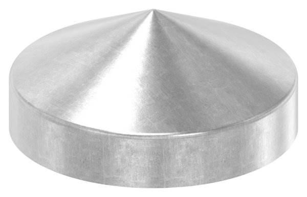 Abdeckkappe | für Rundrohr | Ø 76,1 mm | Stahl S235JR, roh