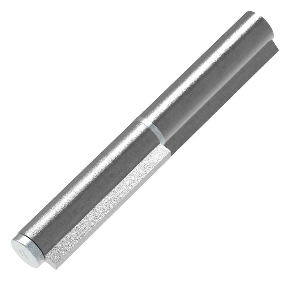 Anschweißband | 2-teilig | Tragkraft: 150kg | Stahl S235JR, roh