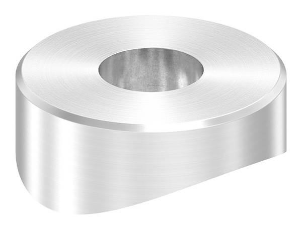 Ausgleichsstück | für Anschluss: Ø 33,7 mm | Außen-Ø: 22 mm | V2A