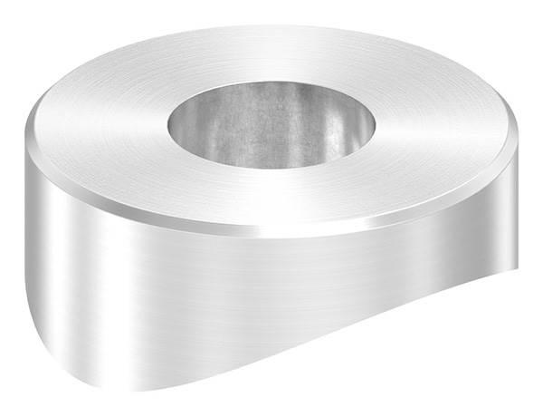 Ausgleichsstück | für Anschluss: Ø 33,7 mm | Außen-Ø: 25 mm | V2A