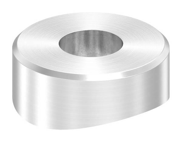 Ausgleichsstück | für Anschluss: Ø 42,4 mm | Außen-Ø: 16 mm | V2A