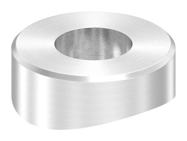 Ausgleichsstück | für Anschluss: Ø 42,4 mm | Außen-Ø: 18 mm | V2A