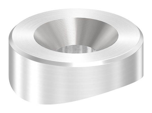 Ausgleichsstück | für Anschluss: Ø 42,4 mm | Außen-Ø: 20 mm | V2A