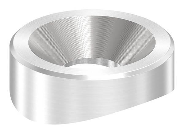 Ausgleichsstück | für Anschluss: Ø 42,4 mm | Außen-Ø: 22 mm | V2A