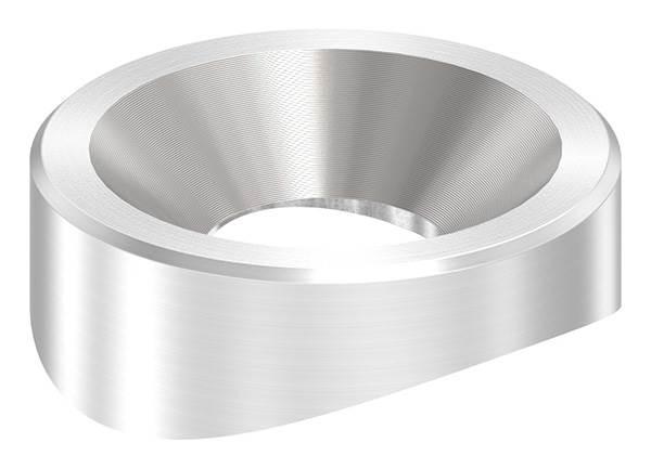 Ausgleichsstück | für Anschluss: Ø 42,4 mm | Außen-Ø: 25 mm | V2A
