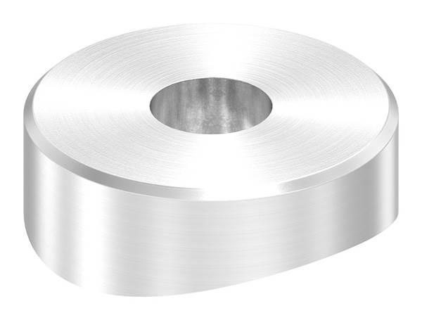 Ausgleichsstück | für Anschluss: Ø 48,3 mm | Außen-Ø: 20 mm | V2A