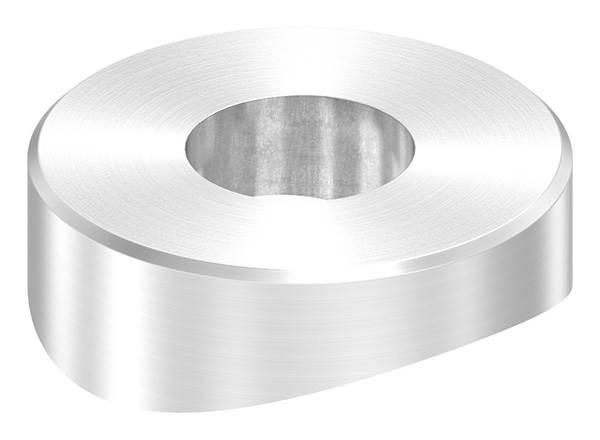 Ausgleichsstück | für Anschluss: Ø 48,3 mm | Außen-Ø: 25 mm | V2A