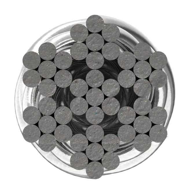 Edelstahlseil 7x7   flexibel   Ø 2 mm bis Ø 8 mm   Preis pro Meter   V4A
