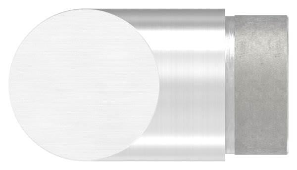 Endstück 45°, für Rundrohr Ø 48,3x2,0 mm V2A