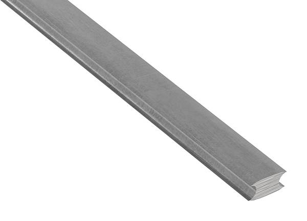 Flacheisen | Material: 16x8 mm | Länge: 3300 mm | Stahl (Roh) S235JR