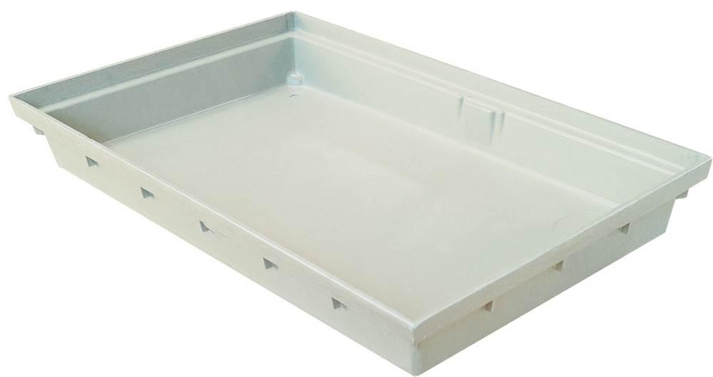 Fußabstreifkasten   Maße: 600x400x80 mm   Polymerbeton