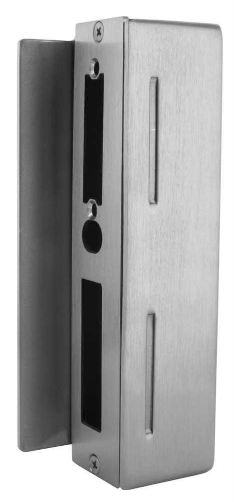 Gegenkasten | Maße: 50x45x172 mm | Stahl (Roh) S235JR