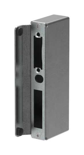 Gegenkasten | Maße: 30x60x173 mm | Stahl (Roh) S235JR