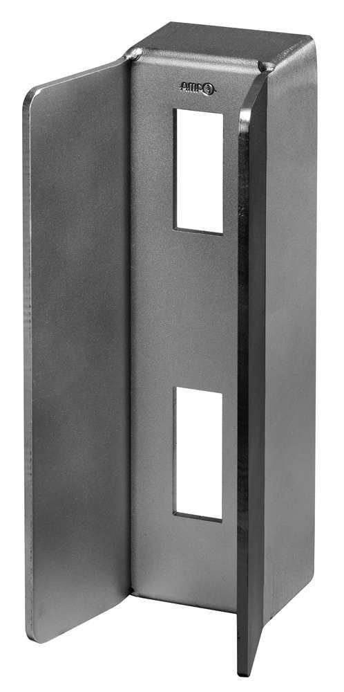 Gegenkasten für Schiebetor | Maße: 40x78x172 mm | Stahl (Roh) S235JR